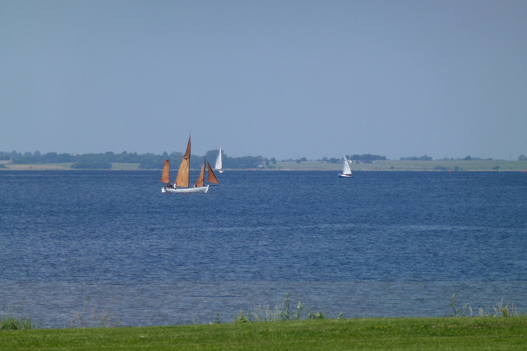 Sailboat Roskilde Fjord