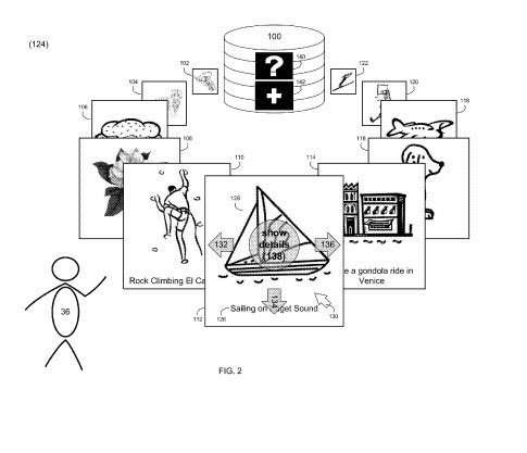 Are You Experienced? Google Patents Social Experience Cards