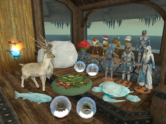 Frostfell Festivities are Here Again! | EverQuest 2 Forums