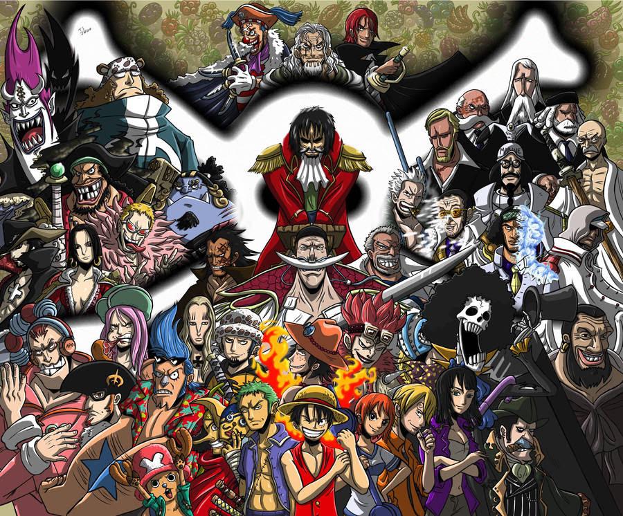 Unduh 41 Koleksi Wallpaper 3d Luffy Gratis Terbaik