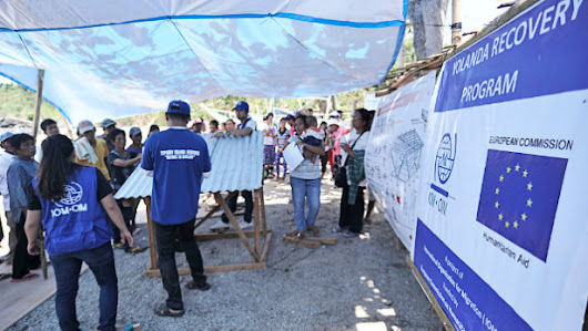 International Development News | Donors, citizens should partner to monitor Haiyan aid