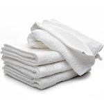 Zeppoli Washcloth Towels - 100% Natural Cotton 60-Pack