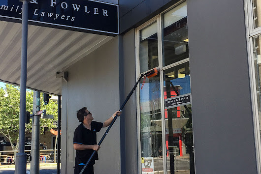 Bill's Window Cleaning and Solar Cleaning Adelaide | Commercial and Residential Cleaning.
