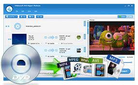 4Videosoft DVD Ripper
