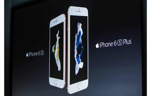 Olhar Digital: Apple revela iPhone 6S e 6S Plus