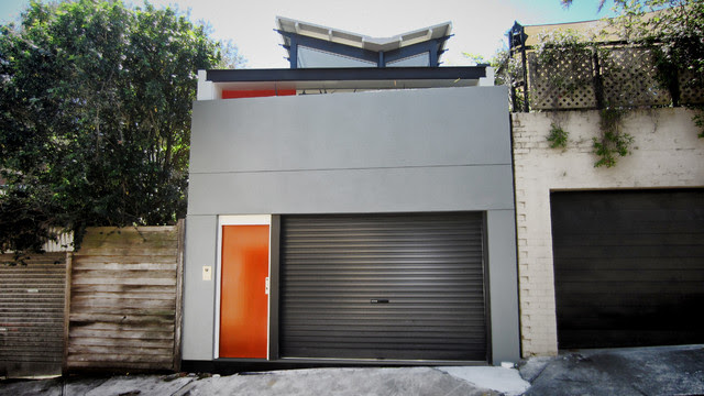 Michelle Walker architects pty ltd - contemporary - garage and ...