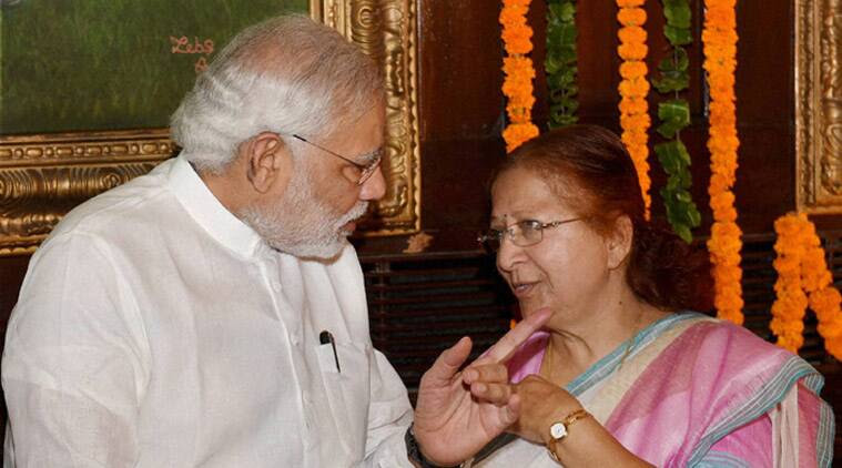 Narendra Modi, PM Narendra Modi, BJP, Modi government, BJP government, communal violence, Speaker Sumitra Mahajan, Sumitra Mahajan, communal clashes, congress, india news, nation news