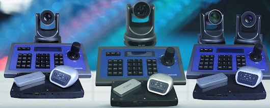 New affordable live streaming kits from PTZOptics released [slideshare]