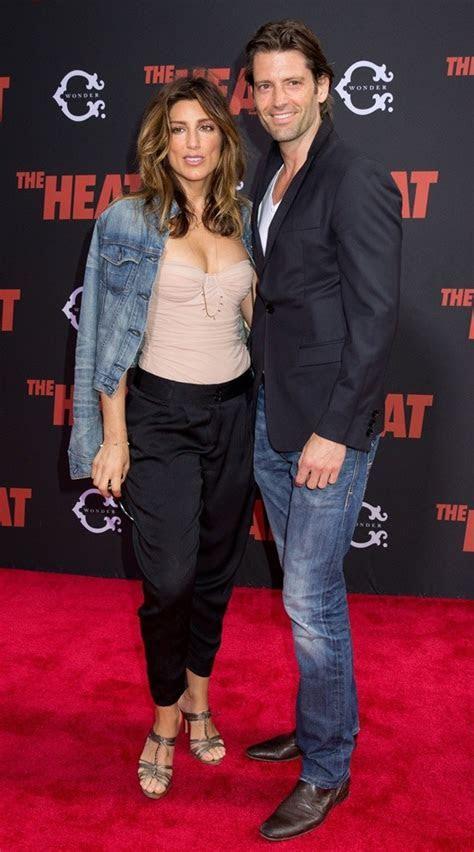 Jennifer Esposito Weds Louis Dowler