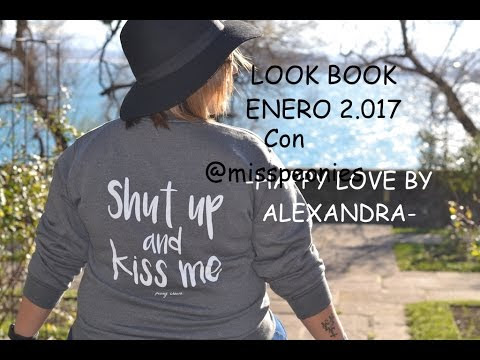 Vídeo - Lookbook enero con Alexandra Palazuelos