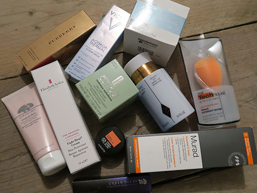 WIN MY HERO BEAUTY BASE PRODUCTS (WORTH OVER £250!!!)