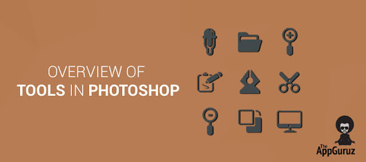 Overview of #Tools in #Photoshop