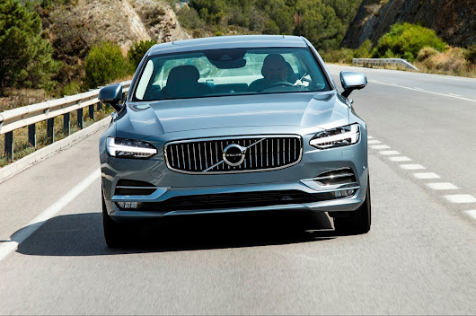 2017 Volvo S90 First Drive Review - Motor Trend