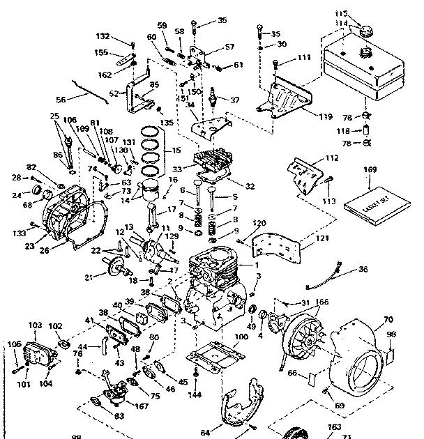 Bestseller: Tecumseh Engines Parts Manual