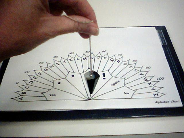 Free Pendulum Dowsing Charts | Mirrorwaters