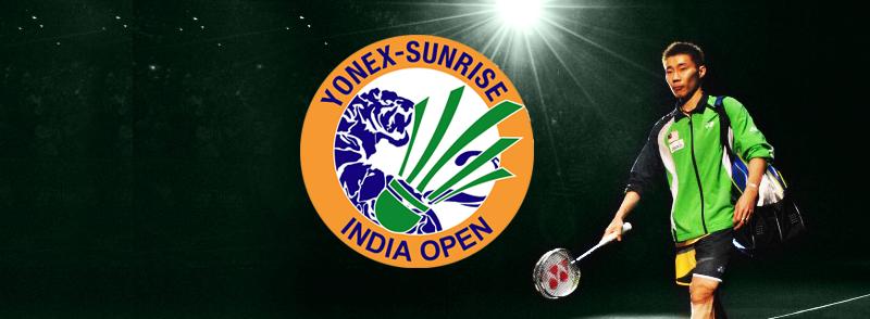 Badminton Terbuka India 2016