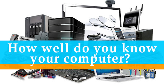 Quiz: How much do you know about your computer? | YugaTech | Philippines Tech News & Reviews