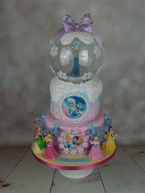 Frozen Princess Birthday cake   Mel's Amazing Cakes