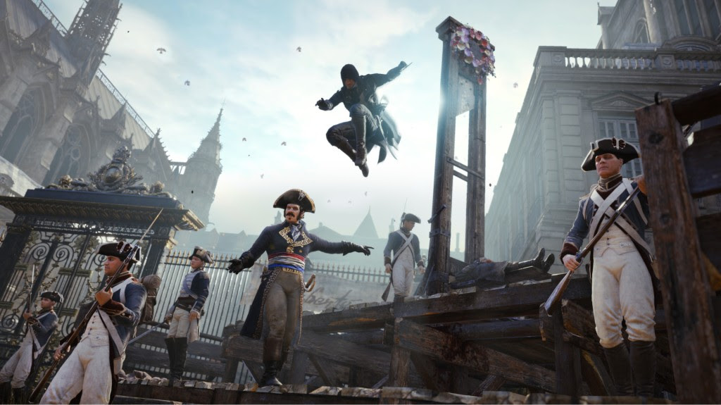 Assassin's Creed Unity (2014) Full PC Game Single Resumable Download Links ISO