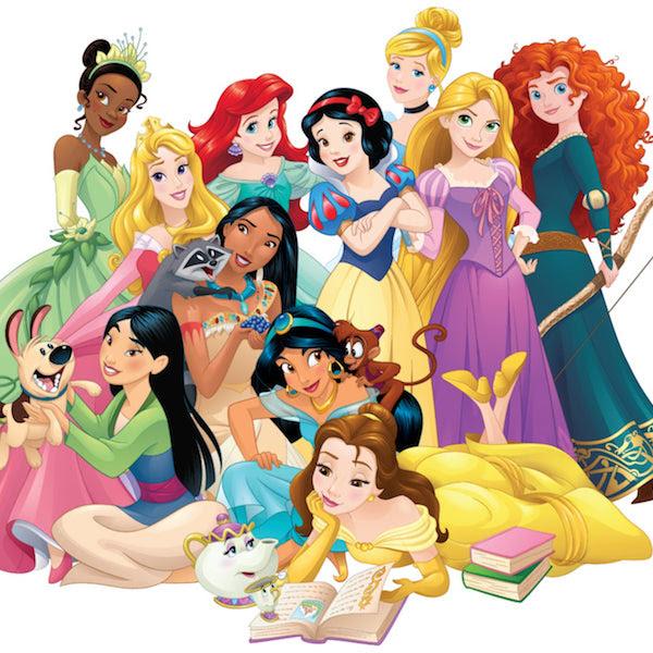 Best of Disney Princesses (EZ Import) - Magical Light ...