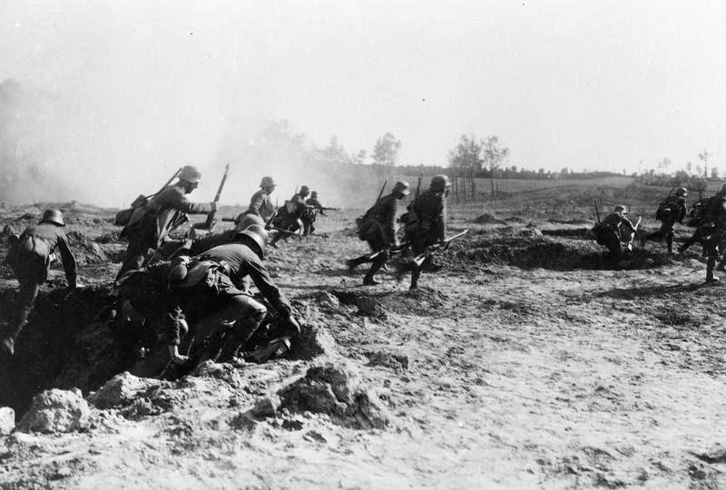 Image result for german spring offensive 1918
