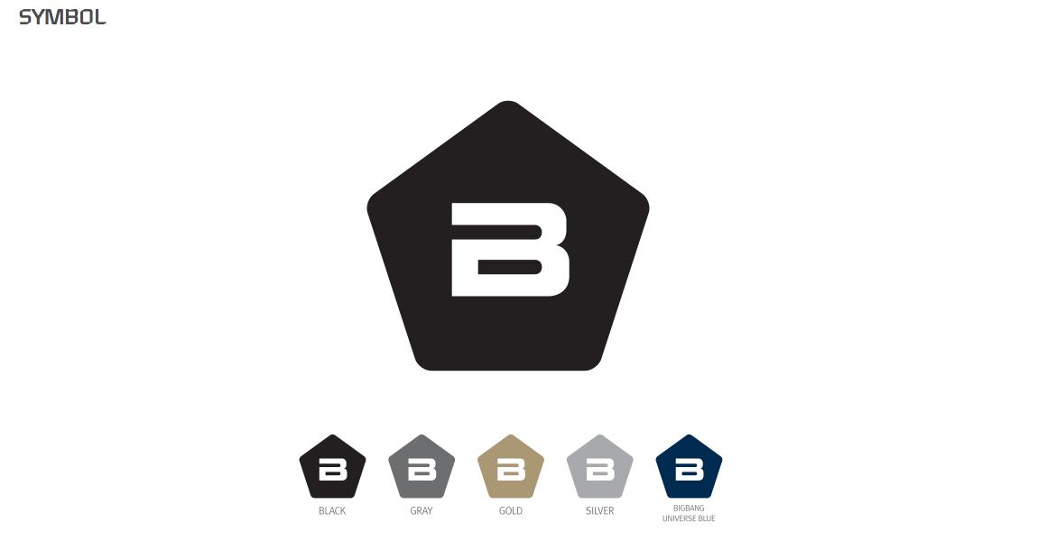 BIGBANGWORLD: [PHOTOS] Big Bang Brand Design Guide by