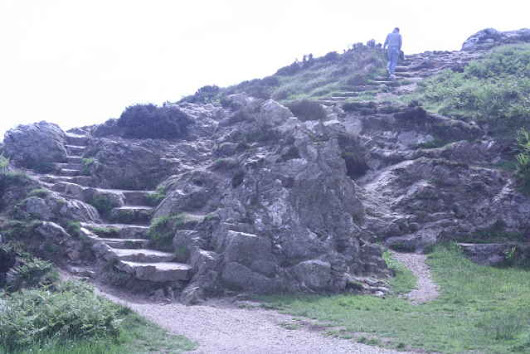 Extraordinary Experience Walking Howth Cliff Walk in Howth, Ireland