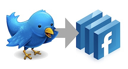How to Link/Connect TwitteR Account With FaceBooK Profile/Account/Fan Page
