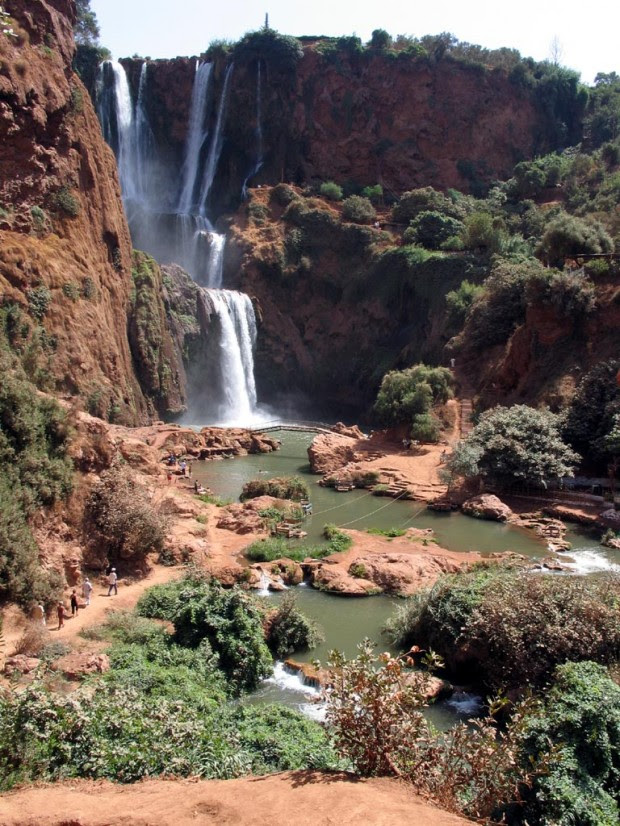 104 World's Most Famous And Amazing Waterfalls – part 2