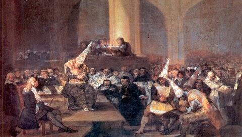 Resultado de imagen de Casos Inquisitoriales de Torrijos
