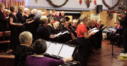 Ainsdale choir hosts Christmas Cracker concert in aid of the Newman Holiday Trust