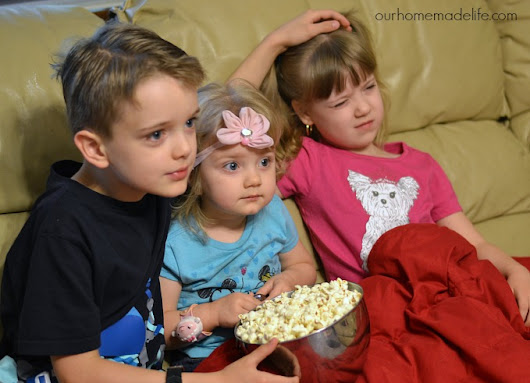 Our Top 5 Movies to Share With Your Family This Summer - Our Homemade Life