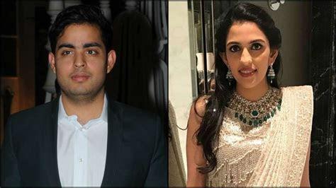 Confirmed! Mukesh Ambani's son Akash engaged to