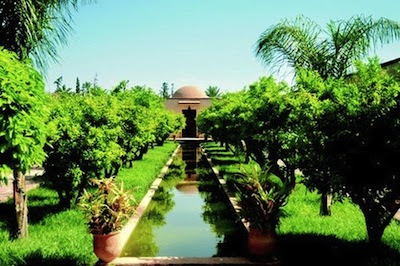 Resultado de imagen de marrakech garden