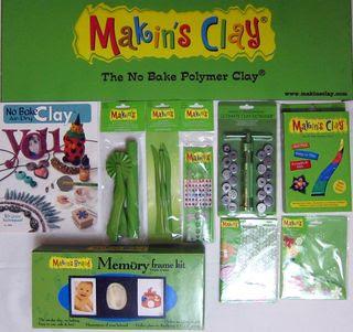 Makin's Blog Hop Prize