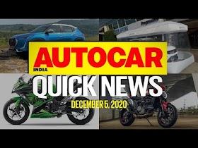 Nissan Magnite Prices, 100 Octane Petrol, New Ducati Monster   Quick News   Autocar India