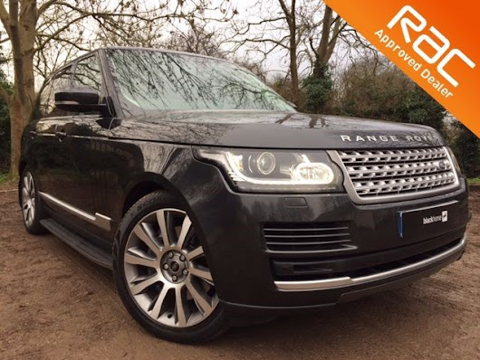 Land Rover Range Rover SDV8 VOGUE | Master Cars Hitchin