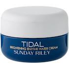 Sunday Riley Tidal Brightening Enzyme Water Cream - 0.5 oz jar