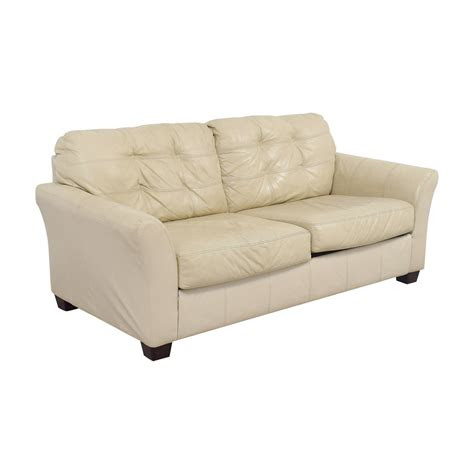 ashley furniture ashley furniture tufted cream