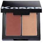 Kosas Color & Light: Crème Cream Blush & Highlighter Duo Tropic Equinox High Intensity 0.32 oz/ 9 g