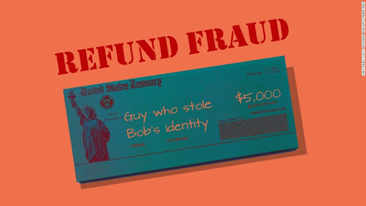 Tax-related identity theft can delay your refund