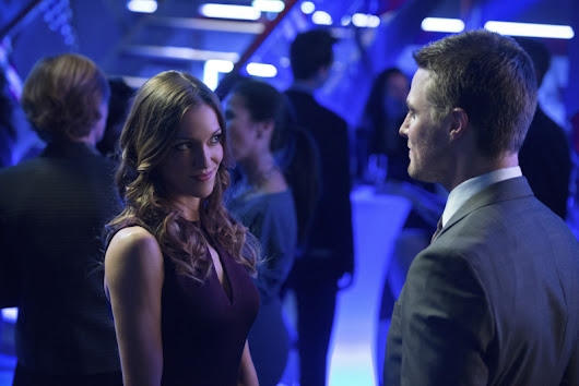 'Arrow' Spoilers: Season 2, Episode 11 'Blind Spot'