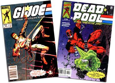 G.I. Joe #21/Deadpool #42