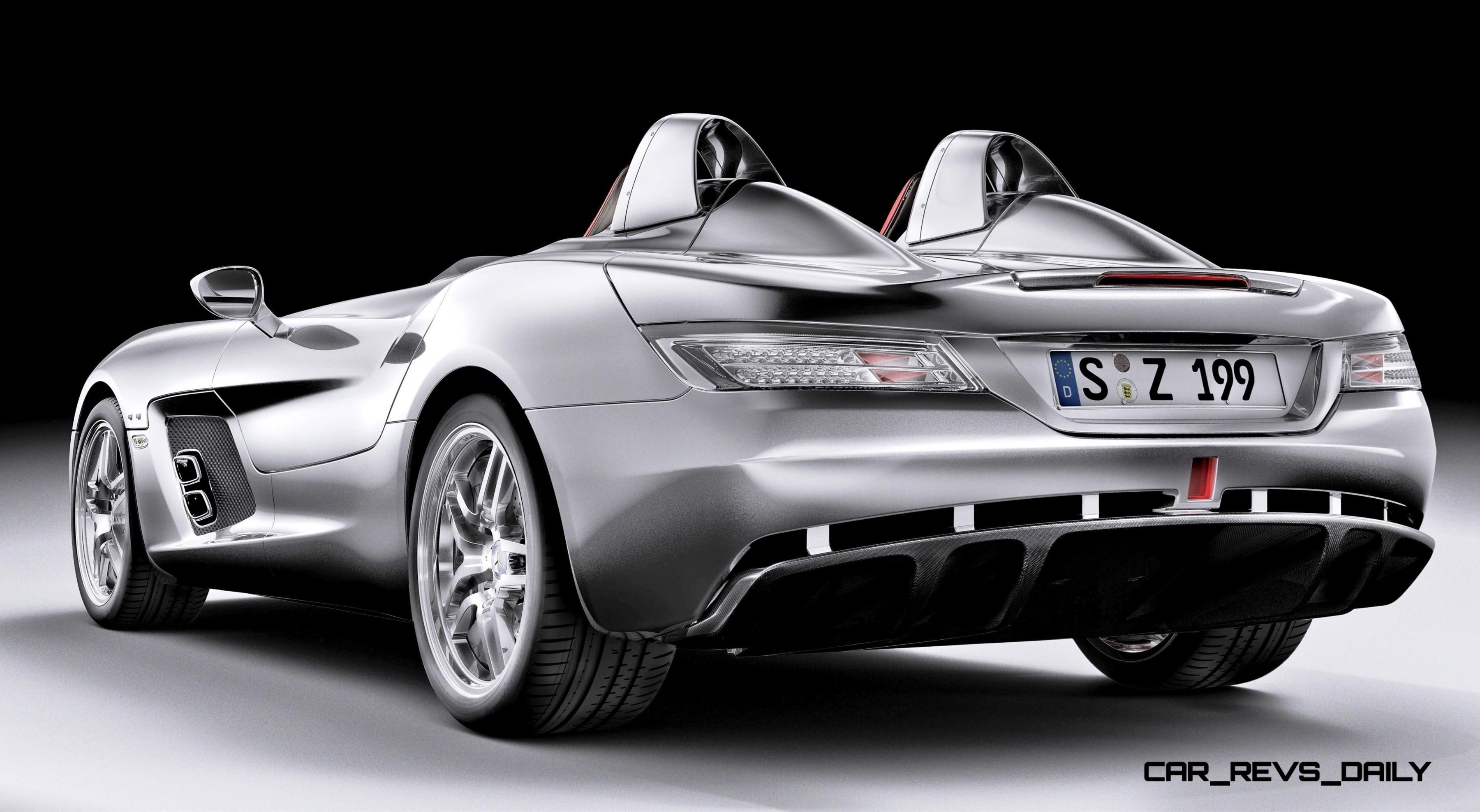 Hypercar Heroes - 2009 Mercedes-Benz SLR McLaren 722 ...
