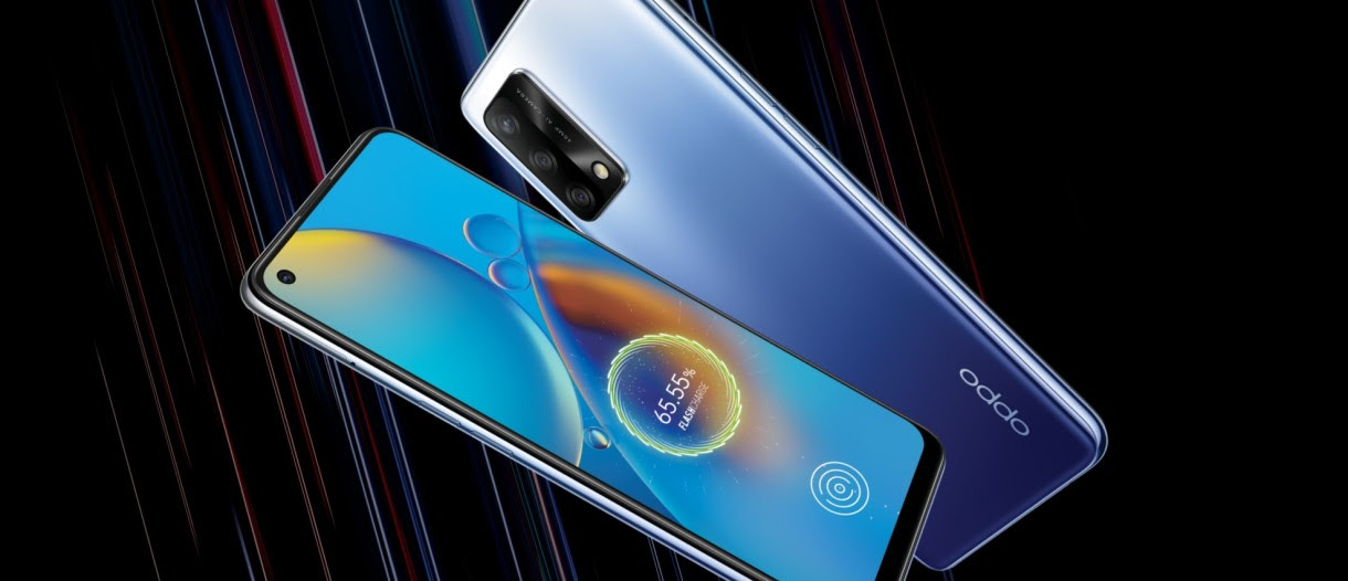 """Oppo F19s will have a 6.43"""" AMOLED display, 48MP main camera, leak reveals - GSMArena.com news"""