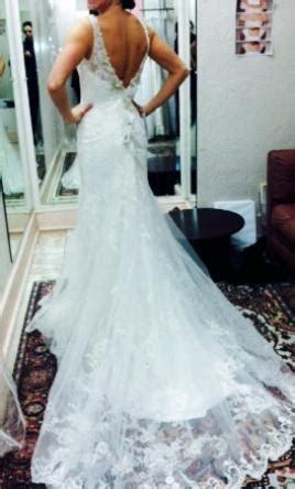 Casablanca 2135, $999 Size: 4   New (Un Altered) Wedding