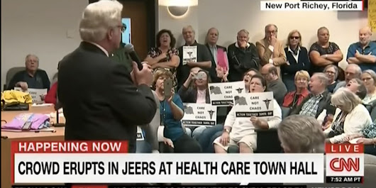 Watch Constituents Flip Out On GOP Official For Claiming Obamacare Has Death Panels