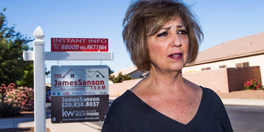 HOAs foreclosing on hundreds of Phoenix-area homeowners for as little as $1,200
