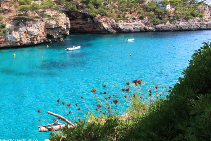Cala Figuera, Mallorca, Strände, Traumstrand