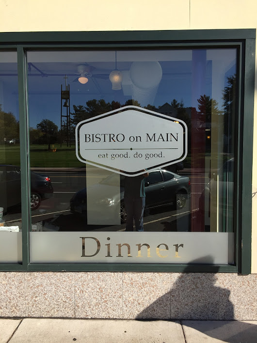 Customer Spotlight - Bistro on Main - Manchester, CT - GFORCE Signs